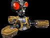 Megacorp Sweeper Bot render