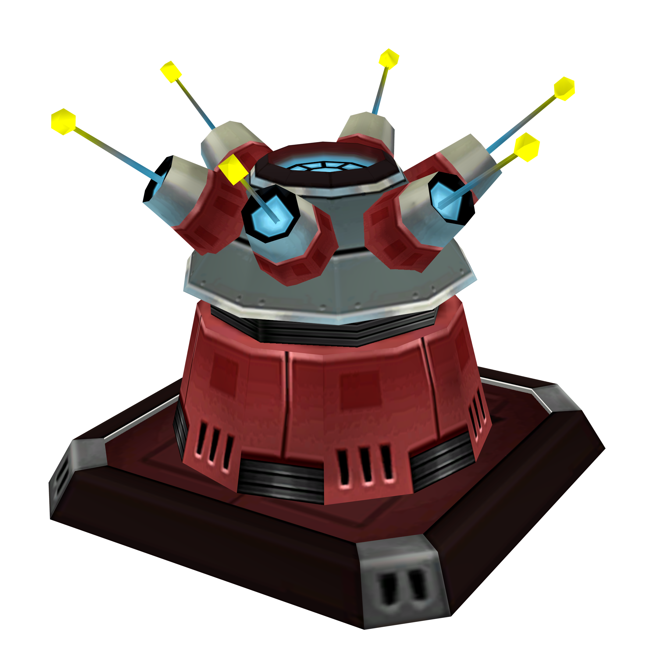 Megacorp Security Turret