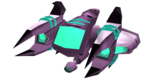 Thugs-4-Less fighter purple