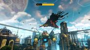 Take down the Warship gameplay
