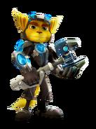Holoflux armor