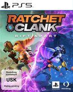 Ratchet & Clank Rift Apart Cover