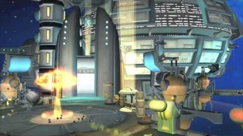 Ratchet and Clank 2 Soundtrack Maktar Resort-0