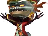 Imperator Percival Tachyon