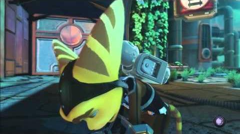 Ratchet & Clank Nexus Der Film (alle Cutscenes German HD)