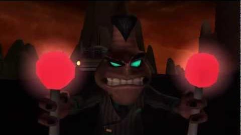 Ratchet & Clank (HD) - LAST BOSS BATTLE Chairman Drek FULL ENDING-0