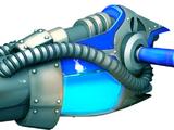 Arma de nitrógeno líquido