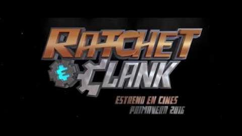 Tráiler de Ratchet & Clank la película