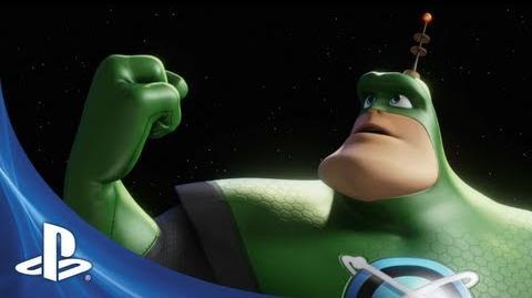 Ratchet & Clank Movie Announcement - Teaser-1404388218