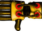 Gold Waffen