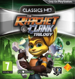The Ratchet & Clank Trilogy.PNG