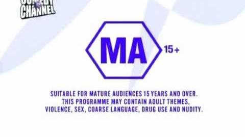The Comedy Channel Advisory MA 15 (2006)