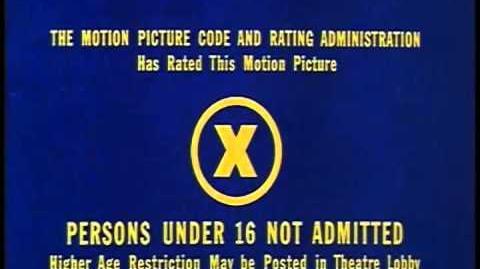 X (MPAA)