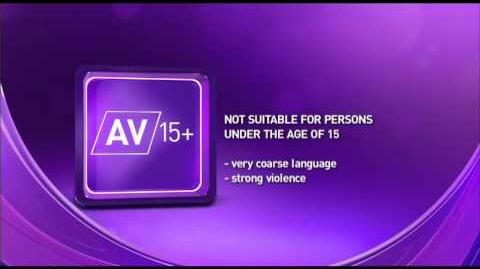 WIN Television AV15+ Classification with Female V.O (11.10