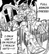Leopard Full Armor Dress
