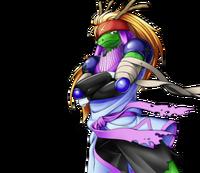 Let Dahaka's Lizard form