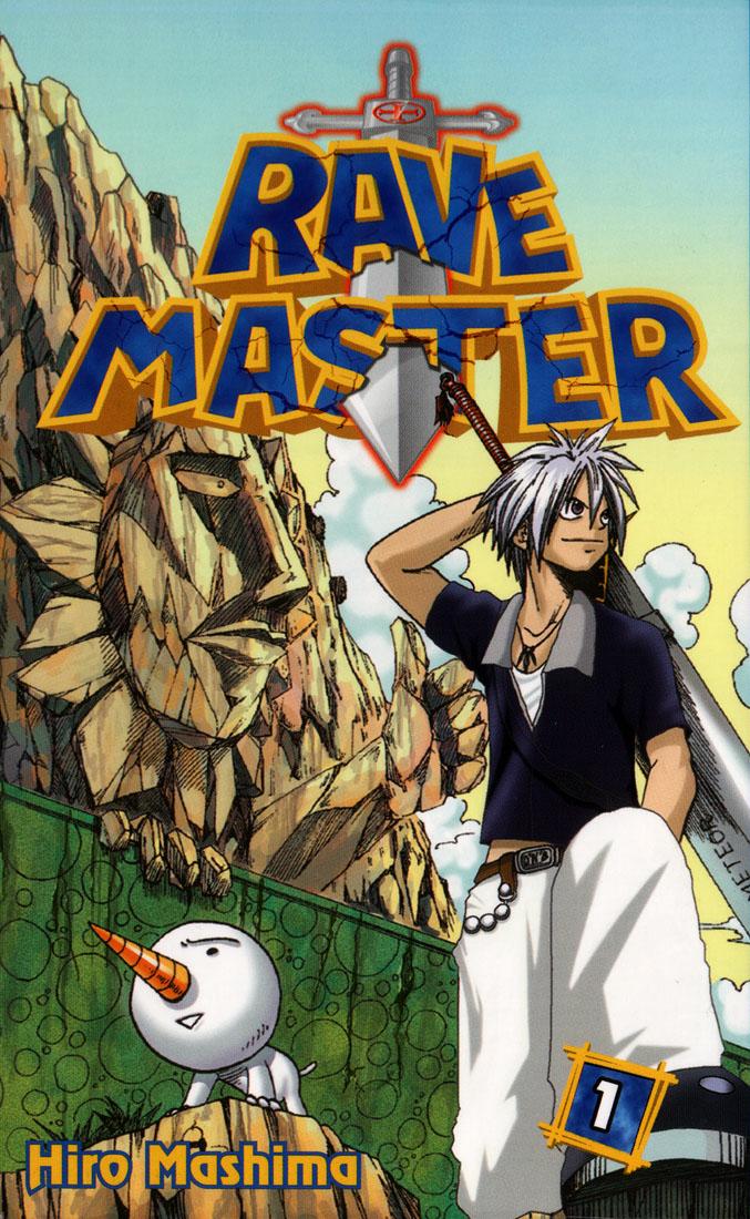 Rave Master (Series)