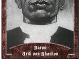 Baron Urik Von Kharkov