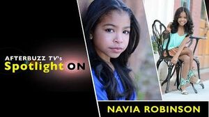 Navia_Robinson_Interview_AfterBuzz_TV's_Spotlight_On