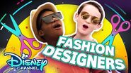 Let's Be Fashion Designers 👜 Do it Duo Raven's Home Disney Channel