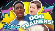 Let's Be Dog Trainers 🐶- Do it Duo - Raven's Home - Disney Channel