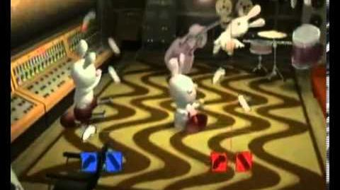 Rayman Raving Rabbids TV Party- Top of the Flops