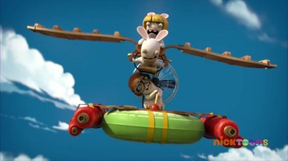 Flying Rabbids