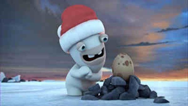 Rabbid Santa