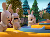 Mad Rabbid and the Secret of the Flying Submarine