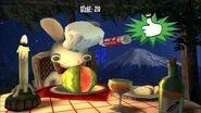 Rayman Raving Rabbids Walkthrough Test 72 Bunnies Like To Stuff Themselves Part 2