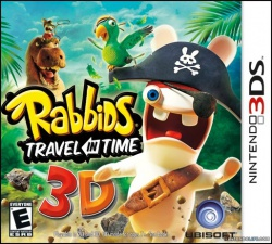 Rabbids Travel In Time 3D