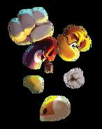 Artwork Rayman Legends