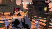 Rayman Raving Rabbids Walkthrough Bunnies Don't Milk Cows Part 2