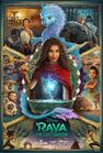 Raya & The Last Dragon On Sale Poster