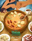 Raya & the Last Dragon Feast Poster