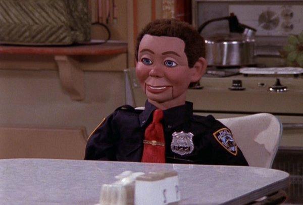 Traffic Cop Timmy