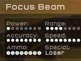 Focus Beam