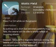 Static Field