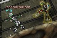 Corpslosion