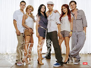 RBD, Rebels-Televisa 01