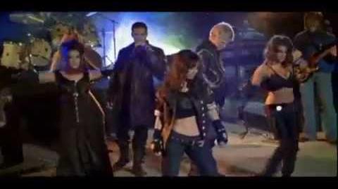 RBD - Rebelde (Vídeo Oficial)