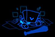 Malware-summoned