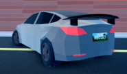 Model 3 Spoiler
