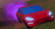 Rocket Fuel Tesla Easter Egg