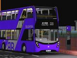 西門市居民巴士路線NR220