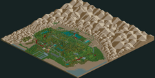 Build Your Own Six Flags Magic Mountain RCT2.png