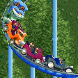 Gangster Car Coaster RCT2 Icon.png