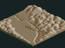 Ghost Town RCT2.PNG