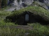 Casa misteriosa de la colina