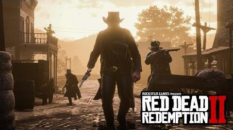 Red Dead Redemption 2 Vídeo Gameplay Oficial